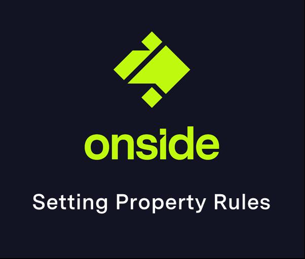 Setting property rules-2